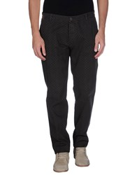 Officina 36 Trousers Casual Trousers Men Dark Brown