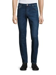 Wesc Eddy Five Pocket Jeans Deep Lagoon