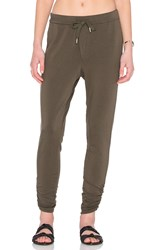 Nsf Donia Sweatpant Olive