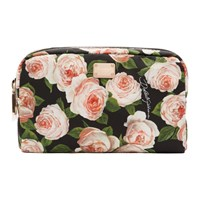 Dolce And Gabbana Multicolor Flowers Cosmetics Pouch