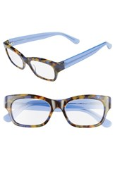 Corinne Mccormack Suzy 51Mm Reading Glasses Tortoise Blue