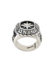 Nove25 Traditional Wind Rose Ring 60