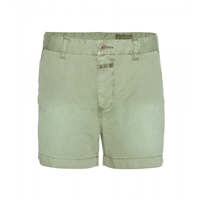 Closed Cotton Shorts