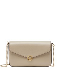 Fendi Wallet On Chain Mini Bag Neutrals