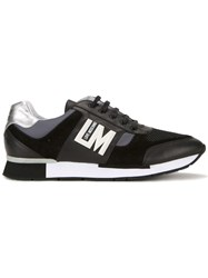Love Moschino Lateral Logo Sneakers Black