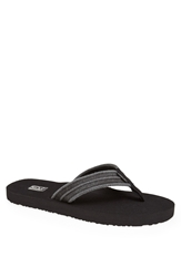 Teva 'Mush Ii' Canvas Sandal Men Drizzle