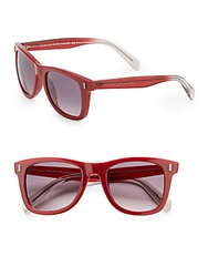 Marc By Marc Jacobs 51Mm Wayfarer Sunglasses Red