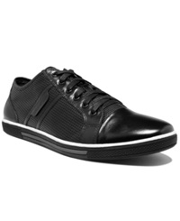 Kenneth Cole Down N Up Perforated Sneakers Men's Shoes