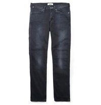 Acne Studios Max New Man Ray Slim Fit Denim Jeans Blue