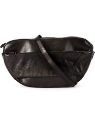 Numero 10 Relaxed Fit Shoulder Bag Black
