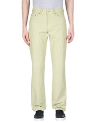 Dkny Jeans Casual Pants Acid Green
