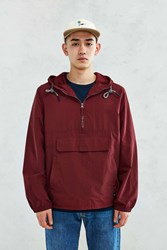 Cpo Citywide Anorak Maroon