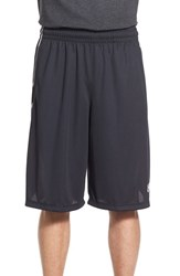 Under Armour Men's 'Select' Moisture Wicking Basketball Shorts Black