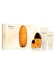 Calvin Klein Obsession Holiday Gift Set 174.00 Value No Color