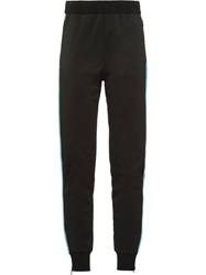 Prada Slim Fit Track Trousers Black