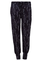 Venice Beach Ellinor Tracksuit Bottoms Wood Black