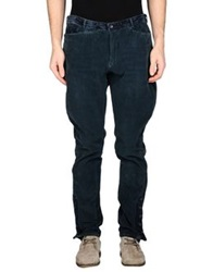 Dandg D And G Casual Pants Dark Blue