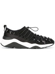Ash Miss Lace Sneakers Black