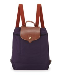 Le Pliage Nylon Backpack Bilberry Longchamp