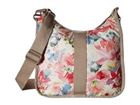 Le Sport Sac Weekender Hobo Waterlily Garden Hobo Handbags Multi