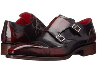 Jeffery West Moon Bordeaux Men's Shoes Burgundy