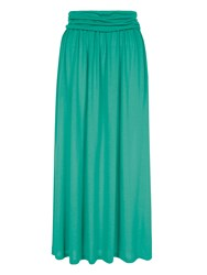 Hotsquash Coolfresh Maxi Skirt Green