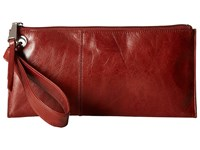 Hobo Vida Mahogany Clutch Handbags
