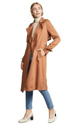 Soia And Kyo Nousha Tailored Coat Amber