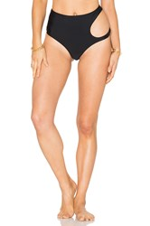 Motel Ink Bikini Bottom Black