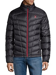 Spyder Pelmo Down Jacket Multi