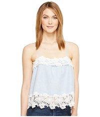 Blank Nyc 29G 4601 In Perfect Strangers Perfect Strangers Sleeveless Blue
