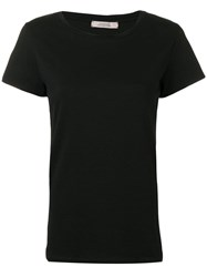 Dorothee Schumacher Plain T Shirt Black