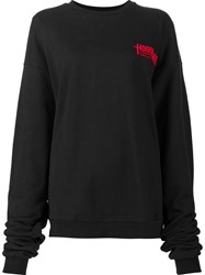 Hood By Air 'Little Lamb' Sweatshirt Black