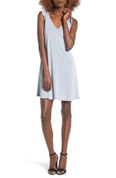 Soprano Women's Shoulder Tie Dress