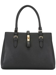 Bally Double Handles Tote Black