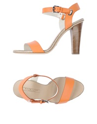 Ralph Lauren Collection High Heeled Sandals