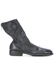 Guidi Mid Length Boots Women Calf Leather Leather 39 Black