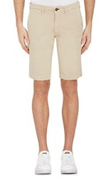 Mason's Men's Washington Shorts Tan
