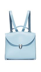 The Cambridge Satchel Company Poppy Backpack Periwinkle Blue