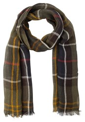 Barbour Scarf Classic Dark Green