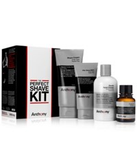 Anthony Logistics For Men Anthony The Perfect Shave Kit