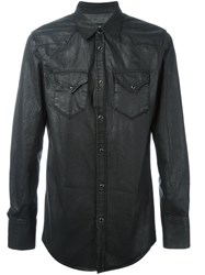 Dsquared2 'Western' Shirt Black