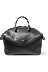Jerome Dreyfuss Gerald Leather Tote Black