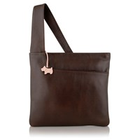 Radley Brown Large Pocket Bag Brown