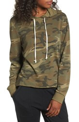Alternative Apparel Day Off Hoodie Camo