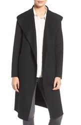 Mackage Women's Belted Long Wool Coat