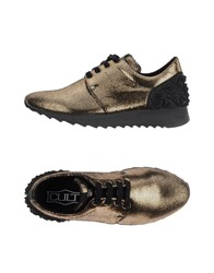 Cult Sneakers Gold