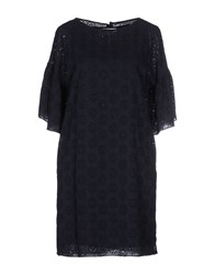 Ottod'ame Dresses Short Dresses Women Dark Blue