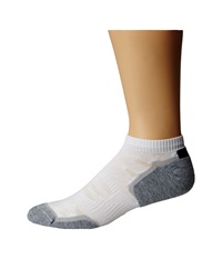 New Balance Court Low Cut 3 Pack White Low Cut Socks Shoes