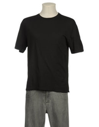 G750g Short Sleeve T Shirts Black